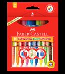 10 Twist Crayon
